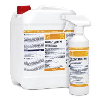 Dezinfekce citlivých materiálů 5L DESPREJ Sensitive