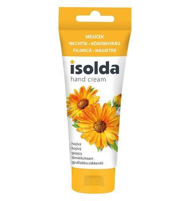 ISOLDA krém na ruce měsíček lékařský s lněným olejem 100ml