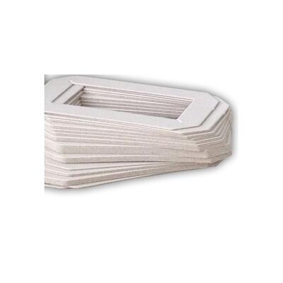 Papírová podložka pod vosk do ohřívače 100ks