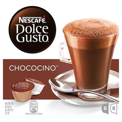 NESTLE NESC DLC GST Chococino 16Cap