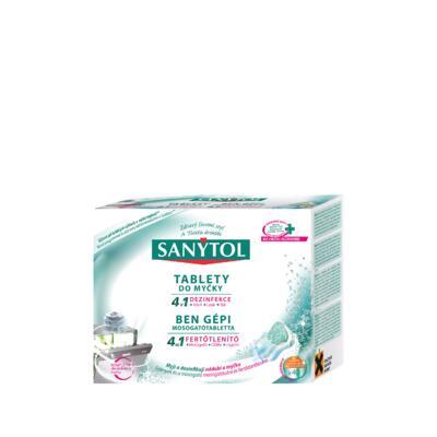 Dezinfekční tablety do myčky 4v1, 40ks