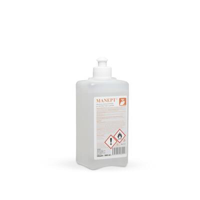 MANEPT 500ml - dezinfekce rukou a pokožky