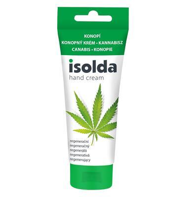 ISOLDA konopný krém s pupalkovým olejem 100ml