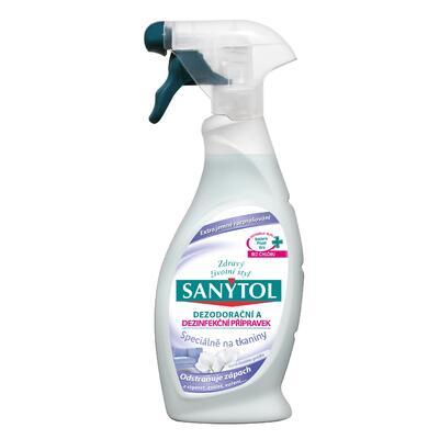 SANYTOL dezinfekční přípravek na tkaniny 500ml