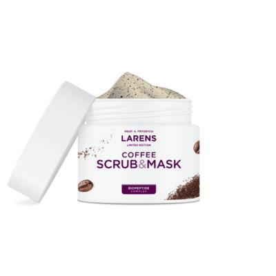 Larens Coffee Scrub & Mask 200 ml Limite
