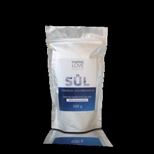 Jodobromová koupelová sůl THERMELOVE 500g