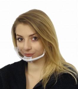 Ochranný štít na ústa a nos - 1