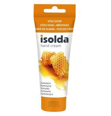 ISOLDA krém na ruce včelí vosk s mateřídouškou 100ml