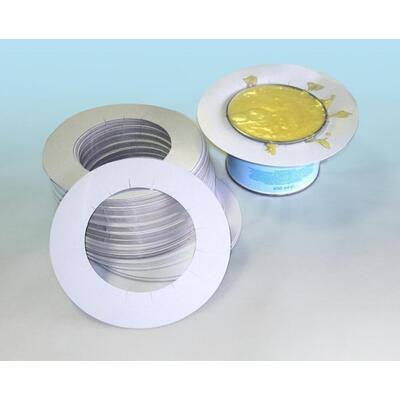 Kroužky ochranné na vosk, 50ks