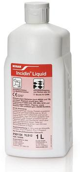 Ecolab INCIDIN LIQUID 1L