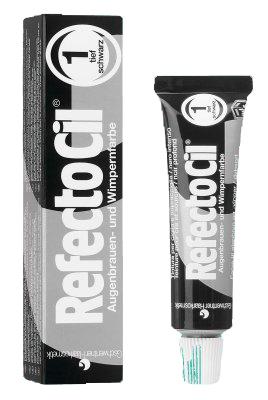 Barva černá 15ml RefectoCil