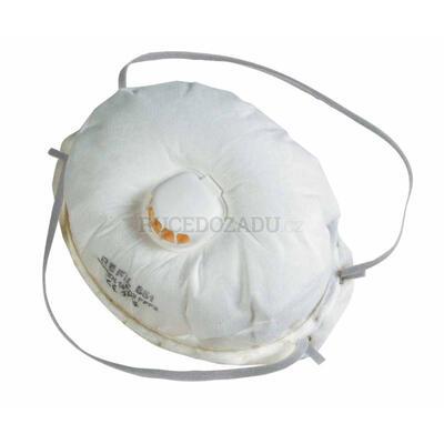 RESPIRÁTOR REFIL 851 s ventilem, skládací, FFP3