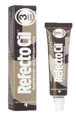 Barva hnědá přírodní 15ml RefectoCil