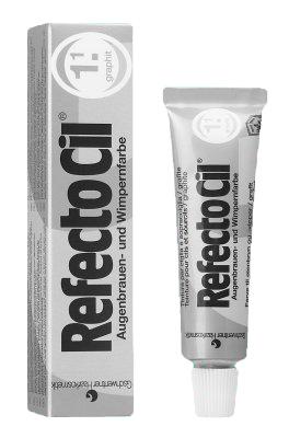 Barva grafitová 15ml RefectoCil