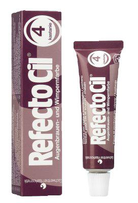 Barva kaštanová 15ml RefectoCil