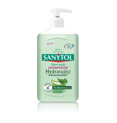 Dezinfekční mýdlo - hydratující 250ml