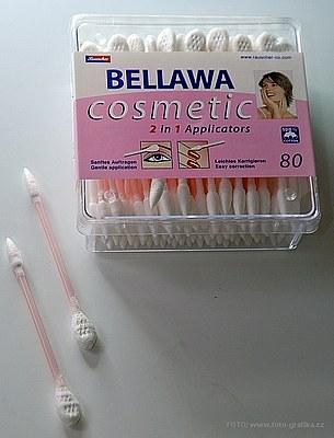 Tyčinky tvarované BELLAWA 80ks krabička