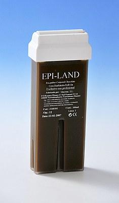 EPILAND vosk tělový čokoládový roll-on