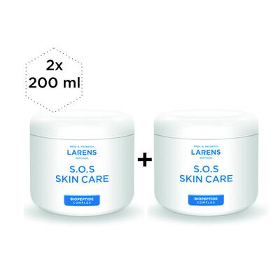 SOS Skin Care 200ml x 2