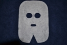 QUICKEPIL maska na obličej a krk, netkaná textilie 50ks - 2