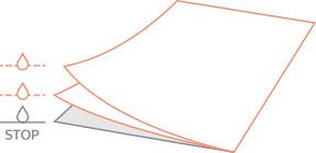 Podložka DentixPro 33 x 48cm 80ks - 2
