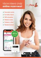 myFox - rezervační systém s kartotékou a sklady - dikos-kosmetika.cz